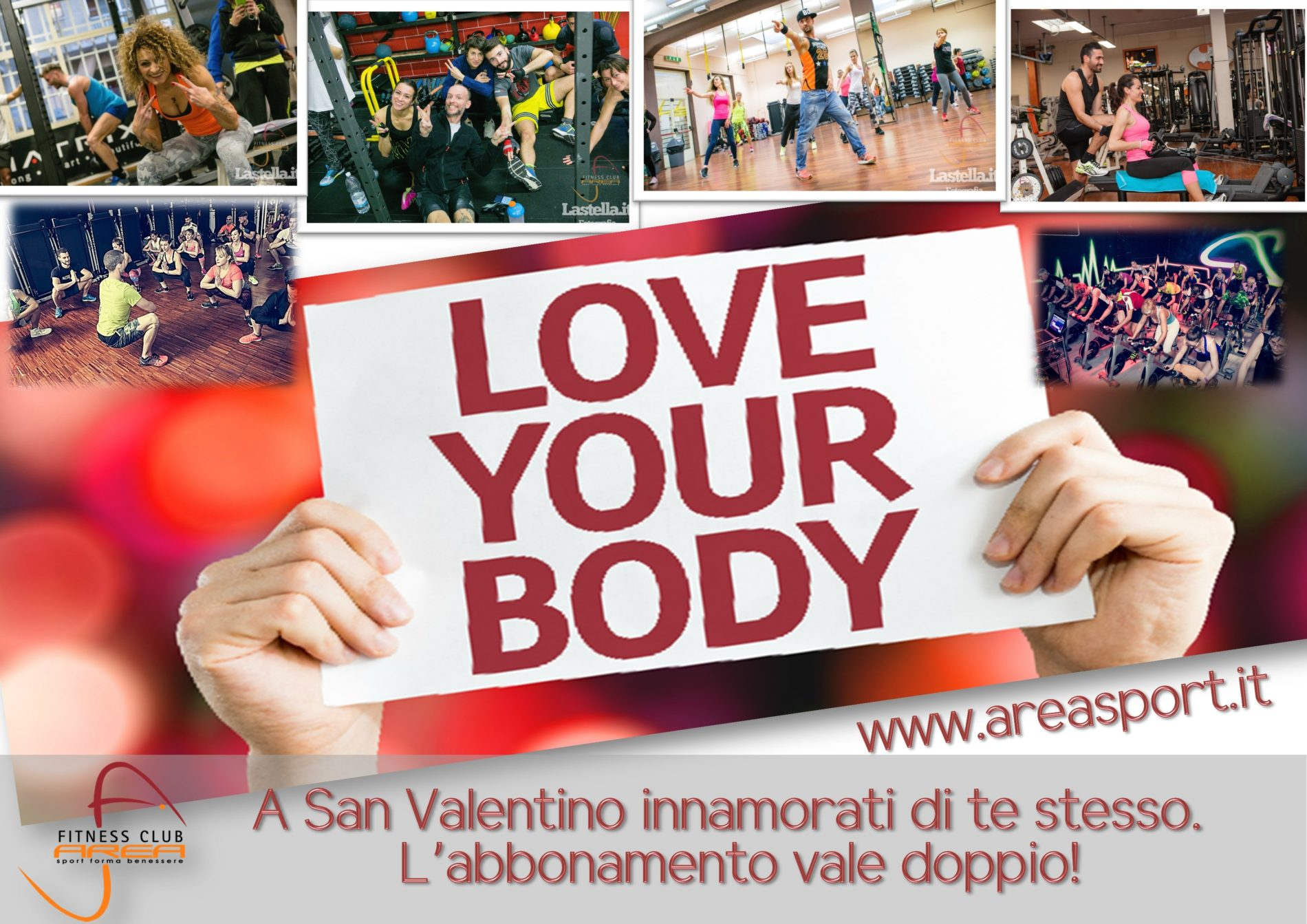 PROMO LOVE YOUR BODY